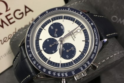 Modern Omega Speedmaster CK2998 Limited Edition