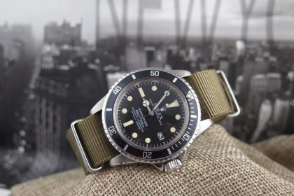 Vintage Rolex Rolex 1680 Submariner Date - Serviced