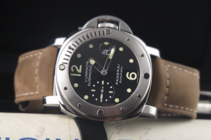 Modern Panerai PAM 664 / 00664 Limited Edition Navy Clearance Diver - 1 of 50
