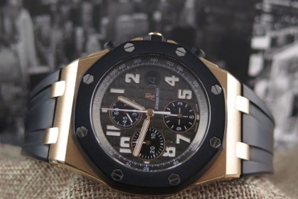 Modern Audemars Piguet Royal Oak Offshore 25940OK.OO.D002CA.01.A Rose Gold