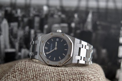 Vintage Audemars Piguet Audemars Piguet Ladies Royal Oak 66270ST - 25mm- With papers