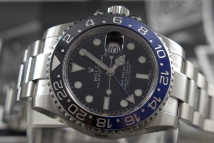Modern Rolex GMT Master 116710BLNR - UNWORN UK Watch