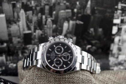 Modern Rolex 116520 Daytona-Full set EU watch from 2011