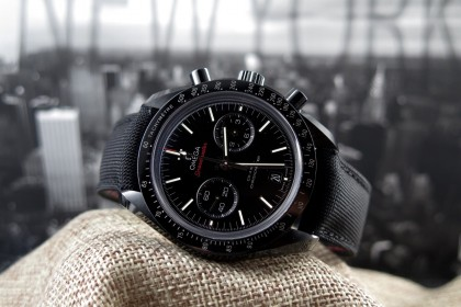 Modern Omega Speedmaster Dark Side of the Moon 311.92.44.51.01.003