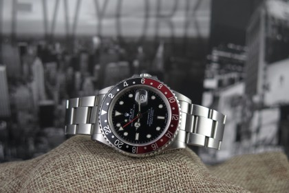 Vintage Rolex GMT Master 'FAT LADY