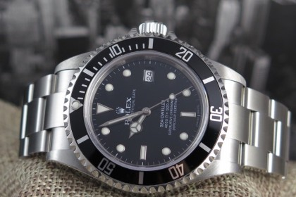 Modern Rolex 16600 Seadweller - Full set - Mint condition