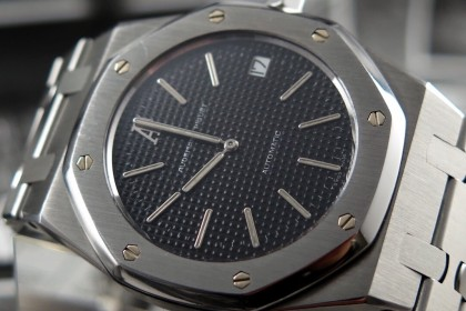 Vintage Audemars Piguet 14802ST - Royal Oak Limited Edition Jumbo 39mm