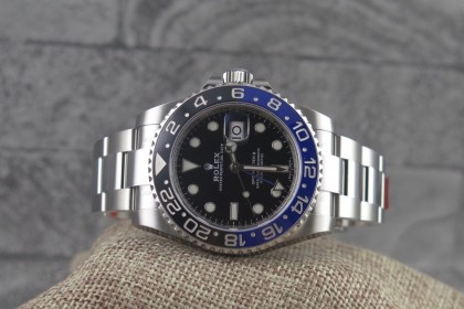 Modern Rolex GMT Master 116710 BLNR - Unworn/Sealed