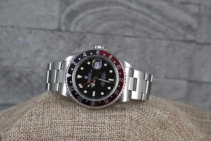 Vintage Rolex 16700 GMT Master U Serial box & Paapers