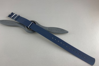 Straps Genuine Phoenix Admiralty Grey NATO strap - 20mm  AD20