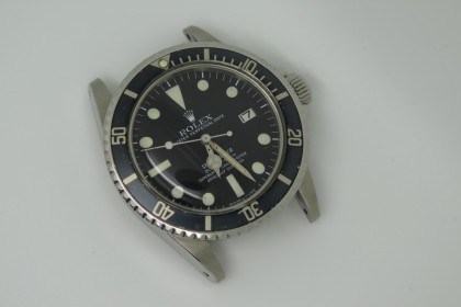 Vintage Rolex 1665 Seadweller 'GREAT WHITE'