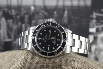 Modern Rolex Seadweller 16600-Y serial-Full Set-MINT