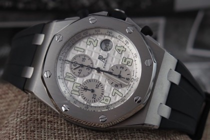 Modern Audemars Piguet Royal Oak Offshore 26020ST