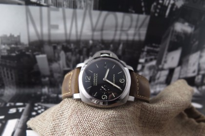 Modern Panerai Panerai PAM 312-44mm - February 2015 watch - complete