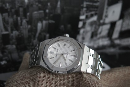 Modern Audemars Piguet Royal Oak-FULL SET