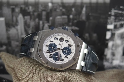 Modern Audemars Piguet Royal Oak Offshore Navy