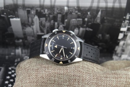 Modern Jaeger LeCoultre Q2028470 Tribute to DeepSea Alarm