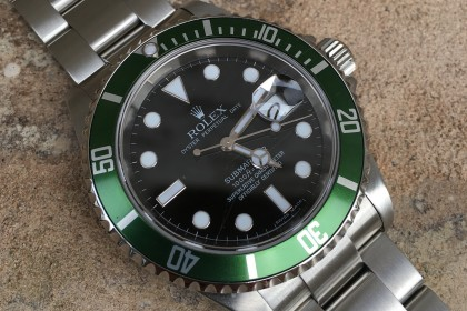 Modern Rolex 50th Anniversary Submariner