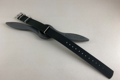 Straps Genuine Phoenix Black NATO strap - 20mm  BLA20