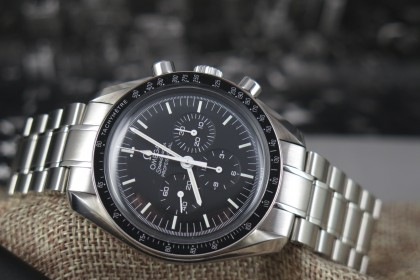 Modern Omega Speedmaster Moon Watch