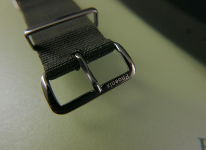 Genuine Phoenix Green NATO strap - 20mm  GRE20