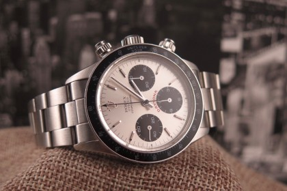 Vintage Rolex 6263 Daytona BIG RED Box and papers STUNNING condition