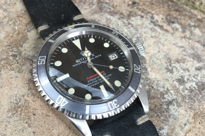 Vintage Rolex 1680 Meters First Red Submariner