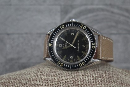 Vintage Omega Seamaster 300-165.024 - 1966 With Extract