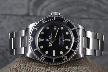 Vintage Rolex 1665 Great White Seadweller - MKIV Dial - Stunning patina & case