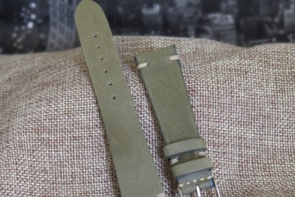 Straps Classic Collection 20mm MJW3 - Vintage Green