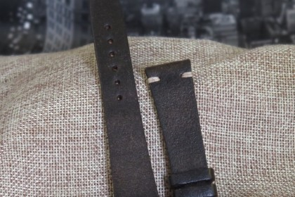 Straps Classic Collection 20mm MJW4 - Brown Distressed Leather