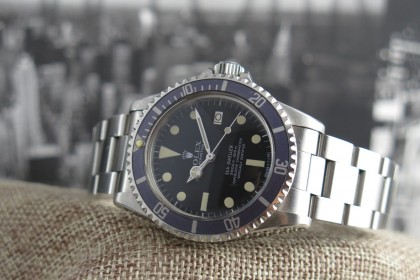 Vintage Rolex 1665 Sea Dweller Great White - MK1 Dial 1978