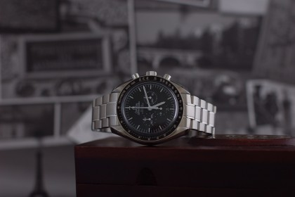 Modern Omega Speedmaster Co-Axial. 44mm Automatic