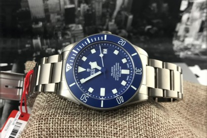 Modern Tudor Pelagos 25600 Blue Dial-Unworn UK watch