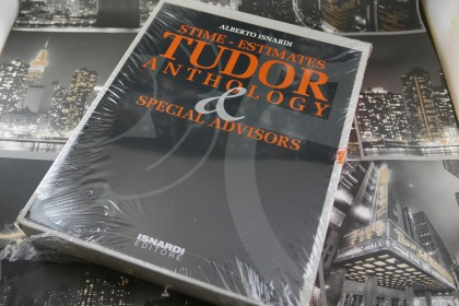 Part Tudor Anthology & Special Advisors Book-UNUSED/NEW TA